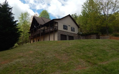 Union County Single Family Home For Sale: 233 Summit Trace