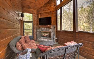 Cherry Log Single Family Home For Sale: 3060 Rock Creek Road