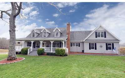 Blairsville Single Family Home For Sale: 505 Dean Gap Rd