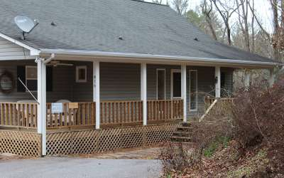 Union County Single Family Home For Sale: 816 Owl Creek Road