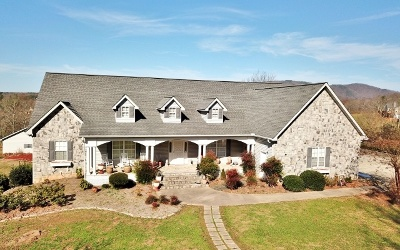Blairsville Single Family Home For Sale: 3383 Ivy Log Road