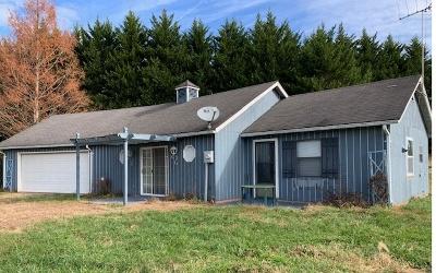 Hayesville Single Family Home For Sale: 258 Barnard Rd