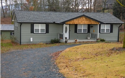 Ellijay Single Family Home For Sale: 483 Parker Rd