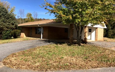 Hiawassee Single Family Home For Sale: 243 C A Drive