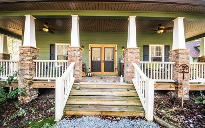 Gilmer County Single Family Home For Sale: 208 Hidden Valley Drive