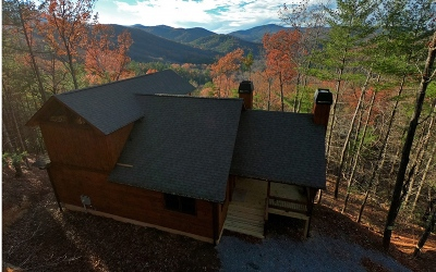 Blue Ridge Single Family Home For Sale: 538 Forest Has Eyes