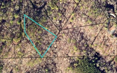 Ellijay Residential Lots & Land For Sale: 1841 Hilltop Court