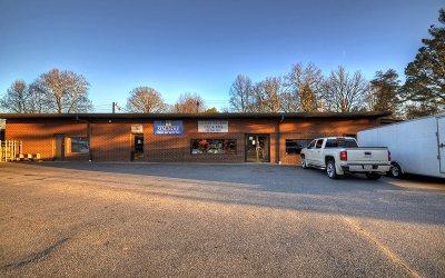 Blue Ridge Commercial For Sale: 3153 Blue Ridge Drive