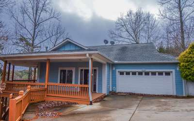 Hayesville Single Family Home For Sale: 462 Hollyberry Circle