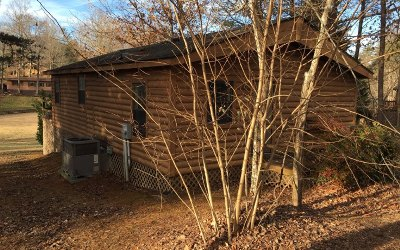 Hiawassee Single Family Home For Sale: 1840 Whispering Pines