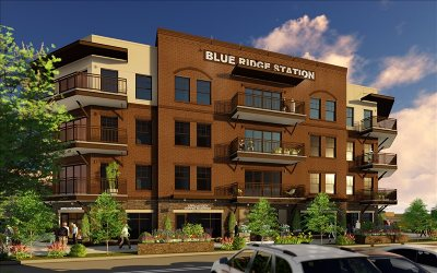 Blue Ridge Single Family Home For Sale: 3b Blue Ridge Lofts