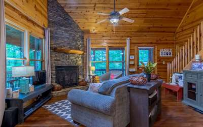 Blue Ridge Single Family Home For Sale: 480 Sugar Mountain Rd