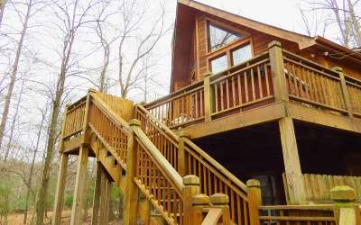 Ellijay Single Family Home For Sale: 30 Floral Ct.