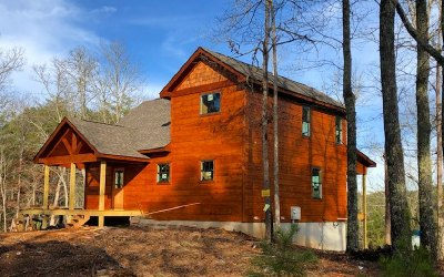 Mineral Bluff Single Family Home For Sale: 136 The Woods Road