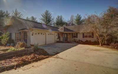 Young Harris Single Family Home For Sale: 715 Crooked Creek Conn