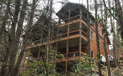 Ellijay Single Family Home For Sale: L3811 Gallery Court