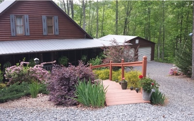 Blue Ridge Single Family Home For Sale: 3482 Aska Road