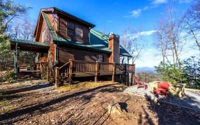 Blue Ridge Single Family Home For Sale: 755 Brittney Drive