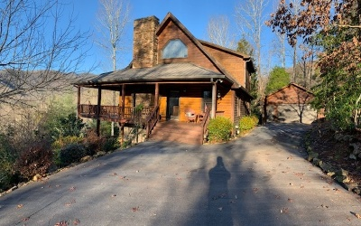Hiawassee Single Family Home For Sale: 7007 Black Bear Trail