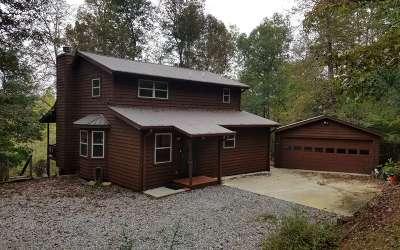 Blairsville Single Family Home For Sale: 479 V Addington Rd