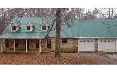 Jasper Single Family Home For Sale: 48 Pine View Ct