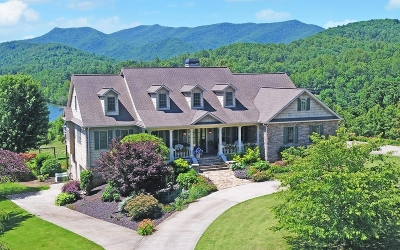 Hiawassee Single Family Home For Sale: 52 Hidden Fields Road