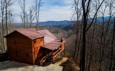 Blue Ridge Single Family Home For Sale: 847 Whispering Lake Dr