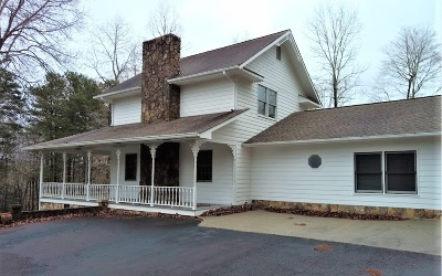 Blairsville Single Family Home For Sale: 46 McCombs Drive