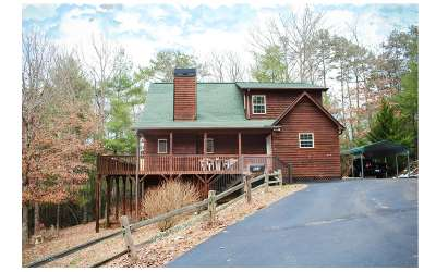 Murphy Single Family Home For Sale: 964 Hedden Road