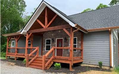 Ellijay Single Family Home For Sale: 27 Kelly Lane