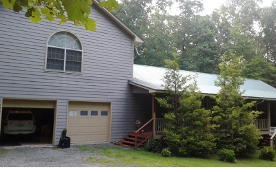 Murphy Single Family Home For Sale: 3015 Camp Creek Rd