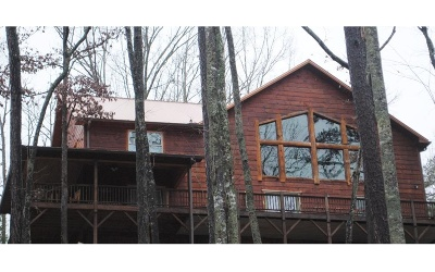 Cherokee County Single Family Home For Sale: 480 Tall Timber Road