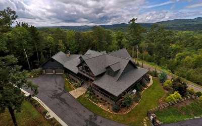 Ellijay Single Family Home For Sale: 612 Settlers Ridge Rd