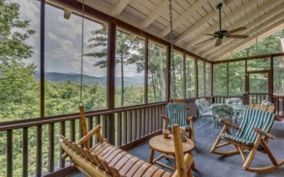 Blue Ridge Single Family Home For Sale: 245 East Overbend Trail