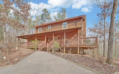 Blairsville Single Family Home For Sale: 592 Pit Rd