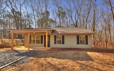 Ellijay Single Family Home For Sale: 544 Old Roundtop Rd