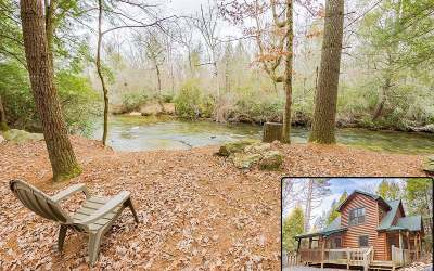 Blue Ridge Single Family Home For Sale: 95 Ivy Overlook