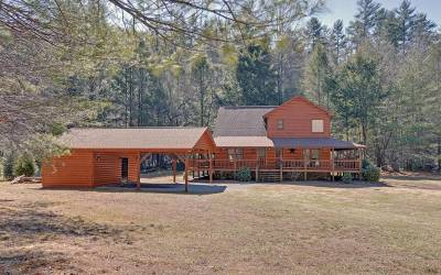 Blue Ridge Single Family Home For Sale: 119 Chase Hollow Lane