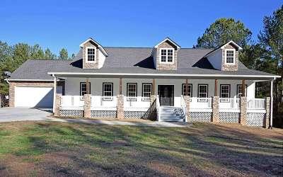 Blairsville Single Family Home For Sale: 122 Loftis Lane