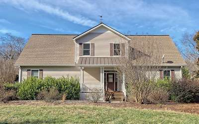 Hiawassee Single Family Home For Sale: 2675 Kelley Lane