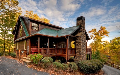 Blue Ridge Single Family Home For Sale: 200 Fox Mountain Crossin