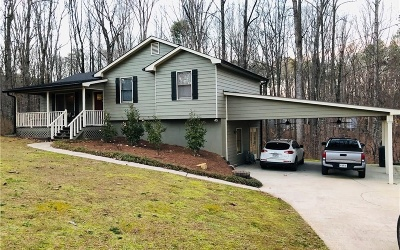 Jasper Single Family Home For Sale: 435 Turner Road