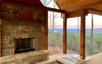 Blue Ridge Single Family Home For Sale: Lot 4 Spirit Mountain