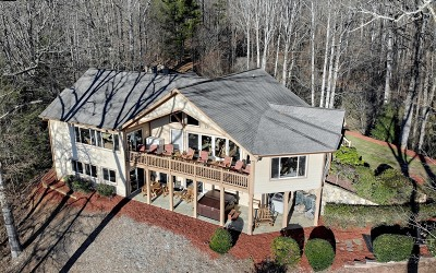 Hayesville Single Family Home For Sale