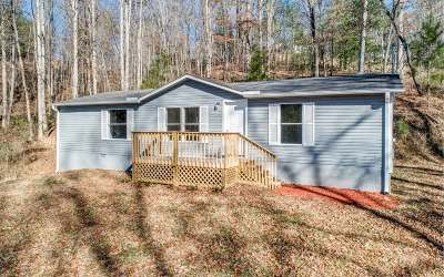Ellijay Single Family Home For Sale: 11 Pebble Court