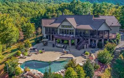 Single Family Home For Sale: 167 Davenport Mountain