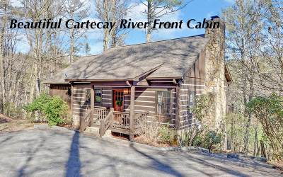 Ellijay Single Family Home For Sale: 70 River Oaks Ter