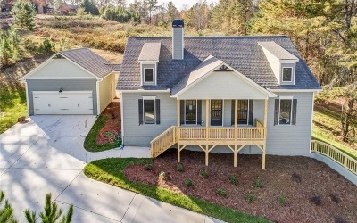 Ellijay Single Family Home For Sale: 173 Appaloosa Drive
