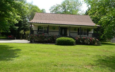 Hayesville Single Family Home For Sale: 107 Rivers Edge Drive