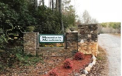 Ellijay Residential Lots & Land For Sale: 35&37 Mountain Meadows
